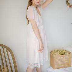 Katoen Bruids/Vrouwelijk nachtgoed
