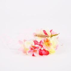 Romántico PE/Perlas de imitación Ramillete de muñeca -