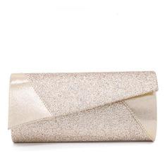 Elegant Paljetter/Polyester Koblinger