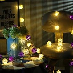 Enkel/Fin Nydelig/Rund Tre LED Lys