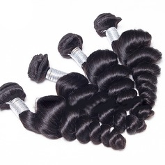 7A Coupe primaire En vrac les cheveux humains Tissage en cheveux humains (Vendu en une seule pièce) 100 g