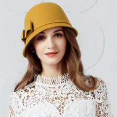 Damen Schöne/Glamourös/Elegant/Übergröße Wollen Schlapphut