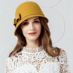Ladies ' Smukke/Glamourøse/Elegant/Plus Uld Diskette Hat