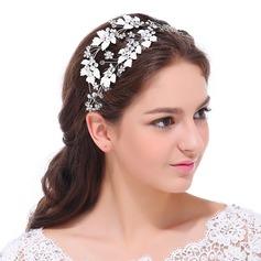 Abbigliamento donna Romantico lega Fasce con Strass
