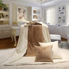 élégante style classique Coton Lit et bain vendu en un seul