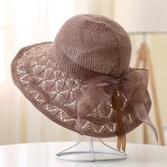 Dames Beau/Charmant Coton Chapeaux de plage / soleil