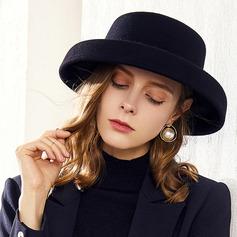 Damer' Glamorösa/Enkel/Enastående/Nice Ull Basker Hat