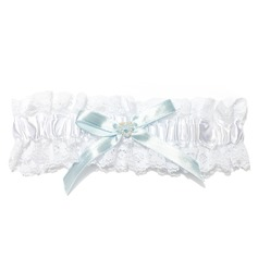 Attractive Lace With Charm Wedding Garters (104019498)