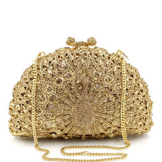 Gorgeous/Refined/Bright Crystal/ Rhinestone Clutches/Bridal Purse/Luxury Clutches/Evening Bags