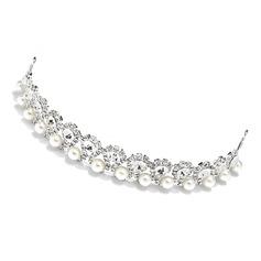 Glamourous Crystal/Pearl Tiaras