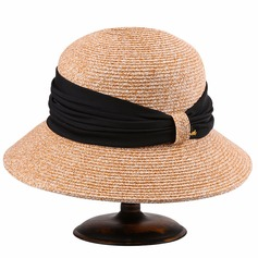 Charmant/Style Classique Raphia paille Chapeau de paille/Chapeaux de plage / soleil