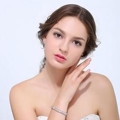 Elegant Zirkon Damene ' Armbånd