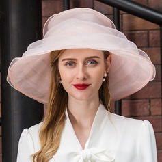 Ladies' Special Organza Floppy Hats/Kentucky Derby Hats/Tea Party Hats (196163120)