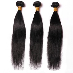 4A Non remy Tout droit les cheveux humains Tissage en cheveux humains (Vendu en une seule pièce) 50 g