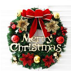 Natale PVC Home decor (Venduto in un unico pezzo)