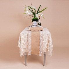 Pretty Linen Tablecloth