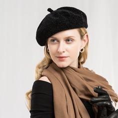 Ladies' Glamourous/Romantic/Vintage Polyester Beret Hat