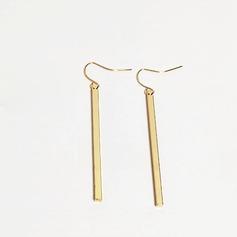Unik Legering Damer' Mode örhängen