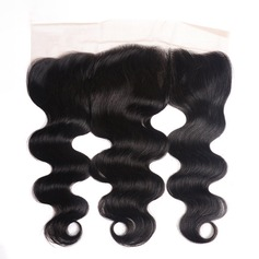 4A Non remy Corps les cheveux humains Fermeture (Vendu en une seule pièce) 100 g