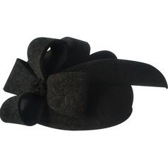 Ladies' Classic/Elegant Wool Bowler/Cloche Hat