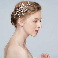 Klassische Art Legierung Haarnadeln mit Kristall (In Einem Stück Verkauft)