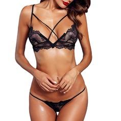 Poliestere/Dello spandex Elegante Nuziale/Femminile Set lingerie/Biancheria da notte