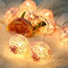 Simple/Niza Precioso/Redondo rota Luces LED