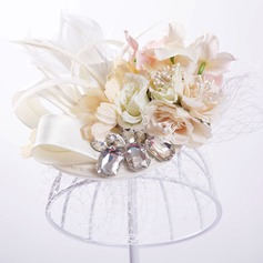 Ladies ' Smuk Tyl Fascinators/Tea Party Hats