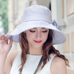Señoras' Hermoso poliéster Bombín / cloché Sombrero