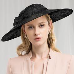 Dames Spécial/Glamour/Simple/Exquis/Qualité/Romantique/Style Vintage/Artistique Batiste Chapeaux de type fascinator