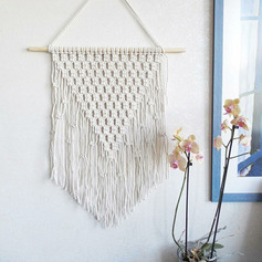 Country Cotton Wooden Home Décor (Sold in a single piece)
