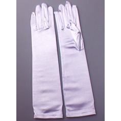 Nylon Elbow Length Bridal Gloves (014118014)