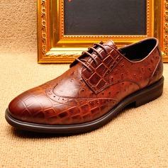 Men's Lace-up Dress Shoes Men's Oxfords