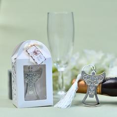 Vacker ängel ängel mallen Zink Legering Flasköppnare (Säljs i ett enda stycke)