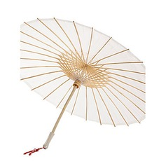 Bamboo/Silk Wedding Umbrellas (124163083)