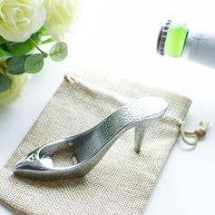 Style Classique Deign de chaussure Alliage Ouvre-bouteilles (Vendu en un seul)