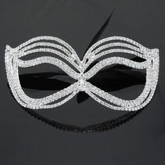 Lovely Liga Máscaras (Vendido em uma única peça)