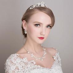 Style Classique Alliage/Strass/De faux pearl Dames Parures