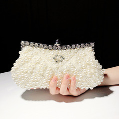 Gorgeous Imitation Pearl Clutches/Satchel/Bridal Purse/Evening Bags