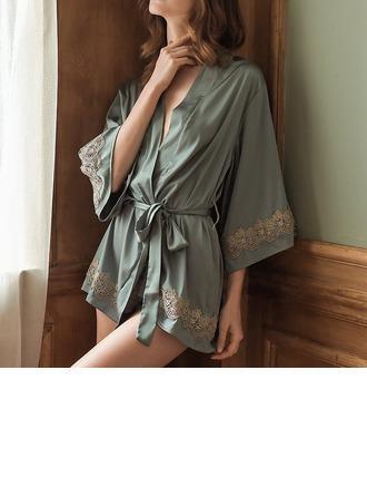 Saten Klasik Gelin/Kadınsı Pijama mağazası