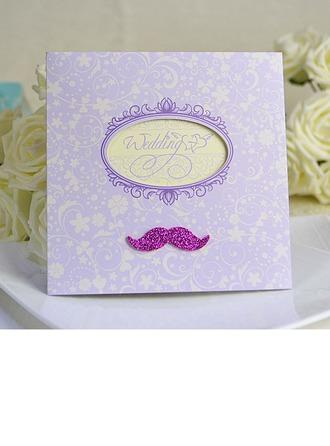 klassisk stil Wrap & Pocket Invitation Cards (Sats om 50)