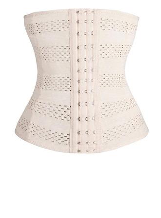 Naiset Classic/Tyylikäs Kumi Vyötärökalut Shapewear