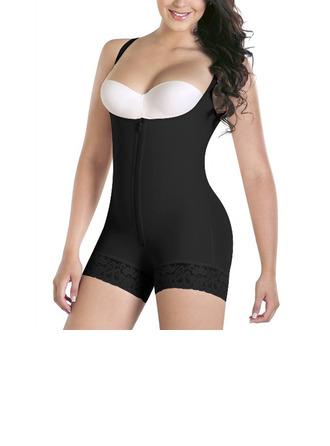Naiset Seksikäs/Tyylikäs Polyesteri/Elastaani body Shapewear