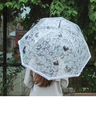 Plastic Wedding Umbrellas