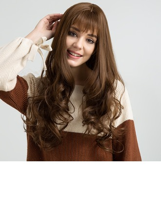 Curly Synthetic Hair Synthetic Wigs 250g