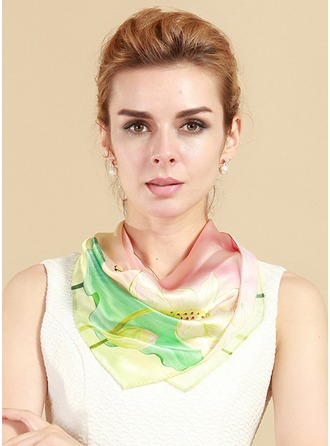 Hals/mode/enkel Fyrkantig halsduk