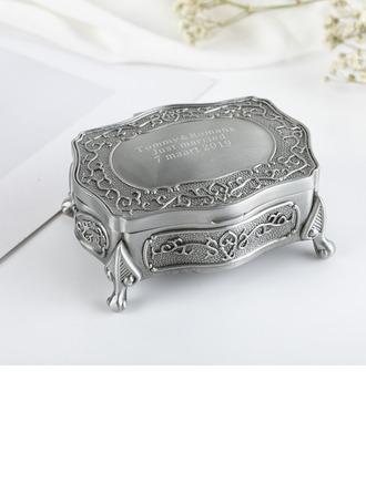 Bride Presenter - Personlig Klassisk Stil Legering Smyckeskrin