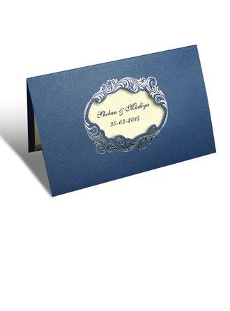 Personlig konstnärlig stil Top Vik Invitation Cards (Set om 20)