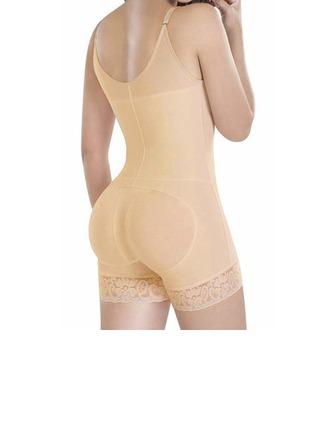 Naiset Seksikäs/Häämatka Puuvillasekoituksia body/Housut Shapewear