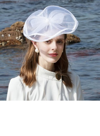 Ladies ' Glamourous/Jednoduchý/Eye-lov Polyester Fascinators